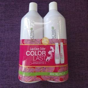 Biolage color care